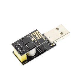 ESP8266 ESP01 WIFI Transceiver Wireless Module + USB To ESP8266