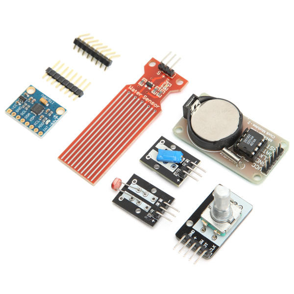 45 In 1 Sensor Module Board Kit Upgrade Version For Arduino Plastic Bag Package