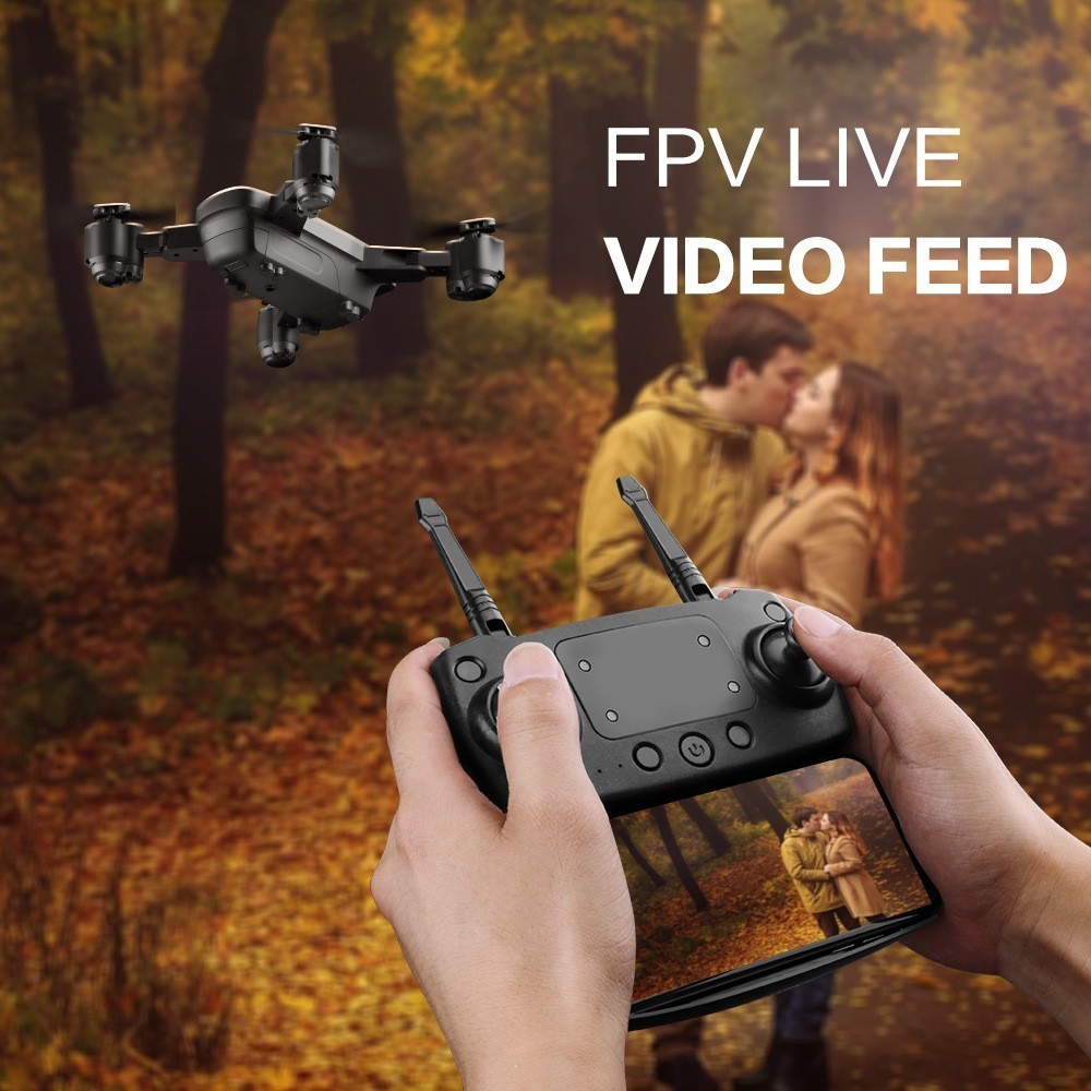 FPV RC Drone With Live Video