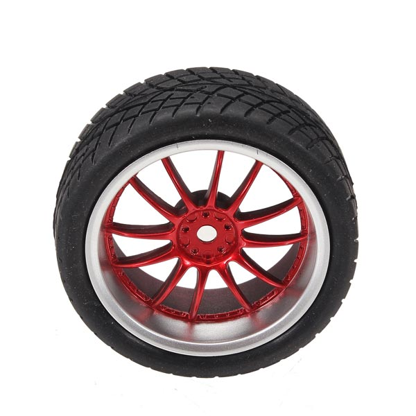 Rubber Tire With Sponge Liner