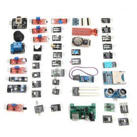 45 In 1 Sensor Module Board Kit Upgrade Version For Arduino Plastic Bag Package