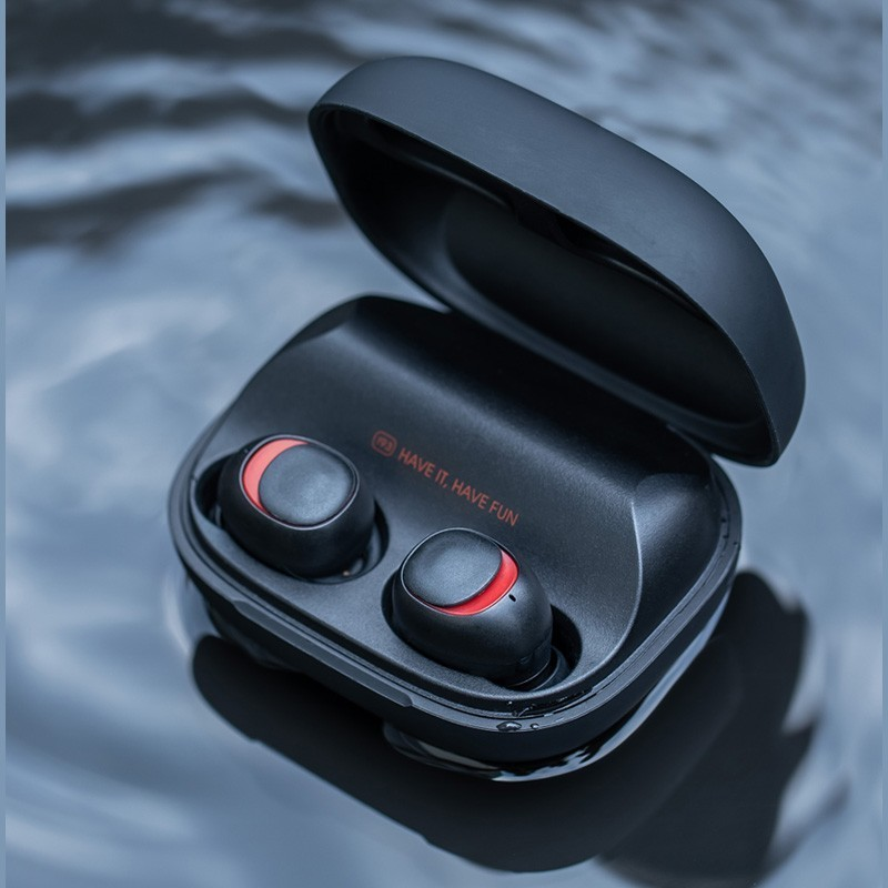 HAVIT TWS Wireless Earbuds Bluetooth 5.0 Earphone Sport IPX5 Waterproof with 2200mAh Charging Box