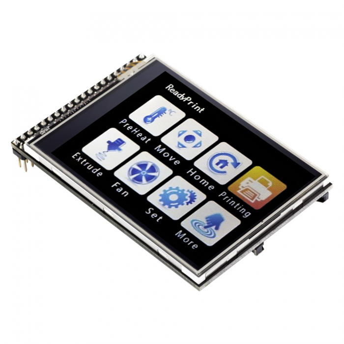 TFT 2.8 Inch LCD Touch Screen Module