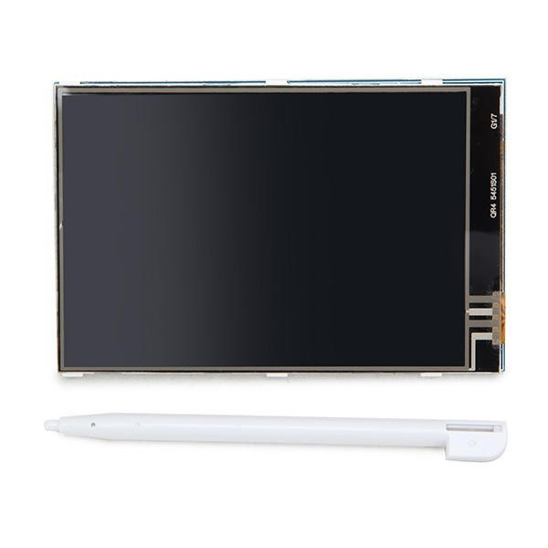 3.5 Inch 320 X 480 TFT LCD Display Touch Board For Raspberry Pi 3 Model B RPI 2B B+