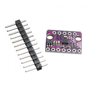 GY-LSM6DS3 1.71-5V 3 Axis Accelerometer 3 Axis Gyroscope Sensor 6 Axis Inertial Breakout Board Tilt Angle Module Embedded Temperature Sensor SPI/I2C Serial Interface Low Power Consumption