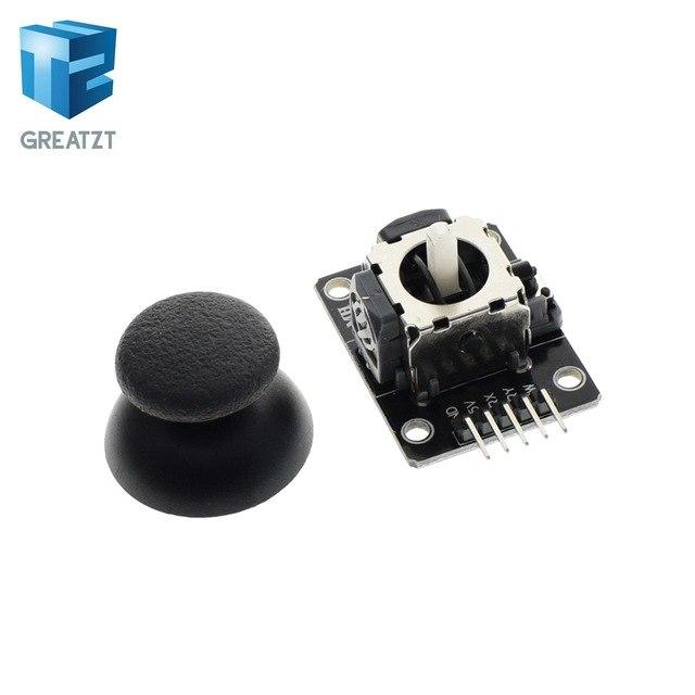 Dual-axis XY Joystick Module PS2 Joystick Control Lever Sensor For Arduino