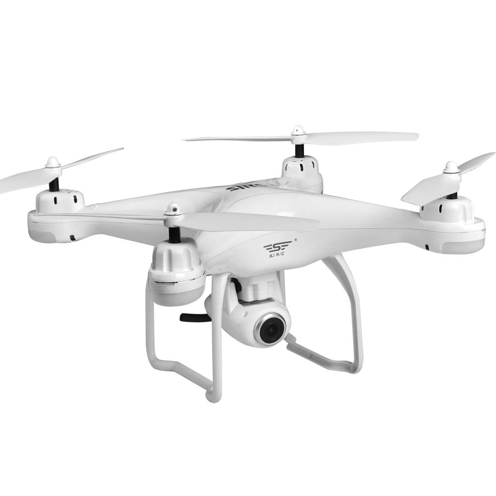 SJRC S20W Double GPS Dynamic Follow WIFI FPV With 1080P Wide Angle Camera RC Drone Quadcopter