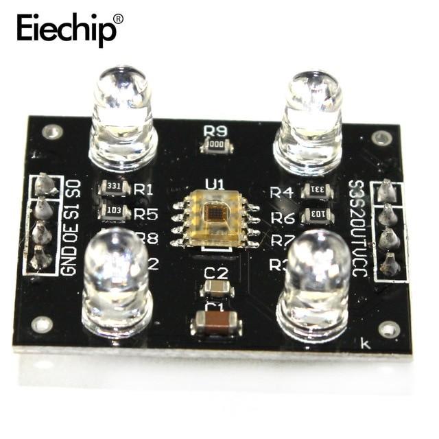 TCS3200 Color sensor Module DC 3-5V Input for arduino