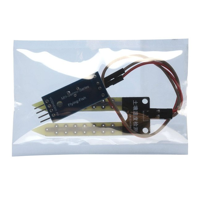 Glyduino FC-28 Soil Hygrometer Humidity Detection Module