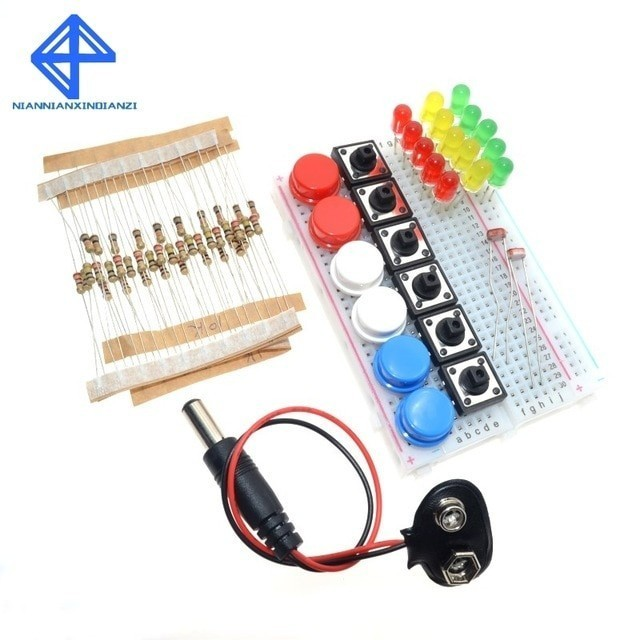 Smart Electronics Starter Kit For arduino uno r3