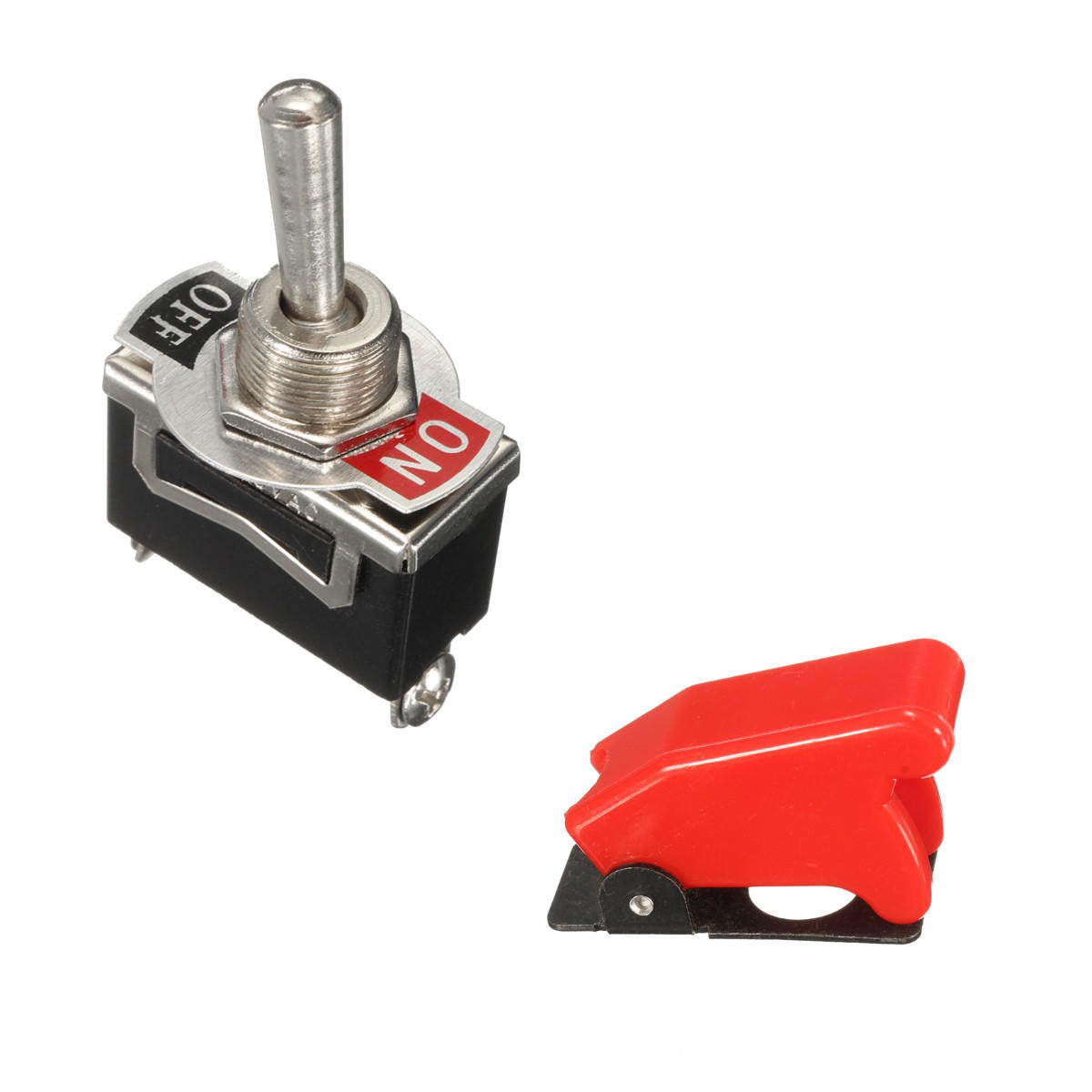 12V Heavy Duty Toggle Switch Flick ON/OFF