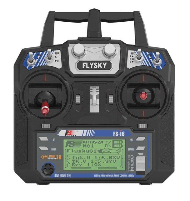 Flysky FS-i6 FS I6 2.4G 6ch RC Transmitter Controller FS-iA6 or IA6B Receiver For RC Helicopter Plane Quadcopter Glider