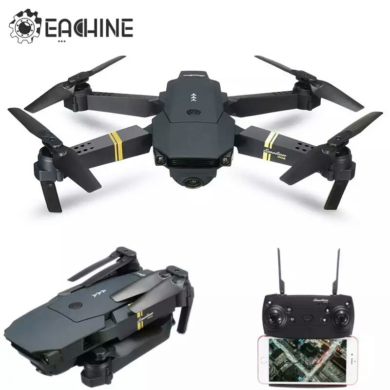 FPV Drone With Wide Angle Camera