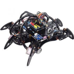 Hexapod 6 Legs Spider Robot Kit for Arduino UNO R3