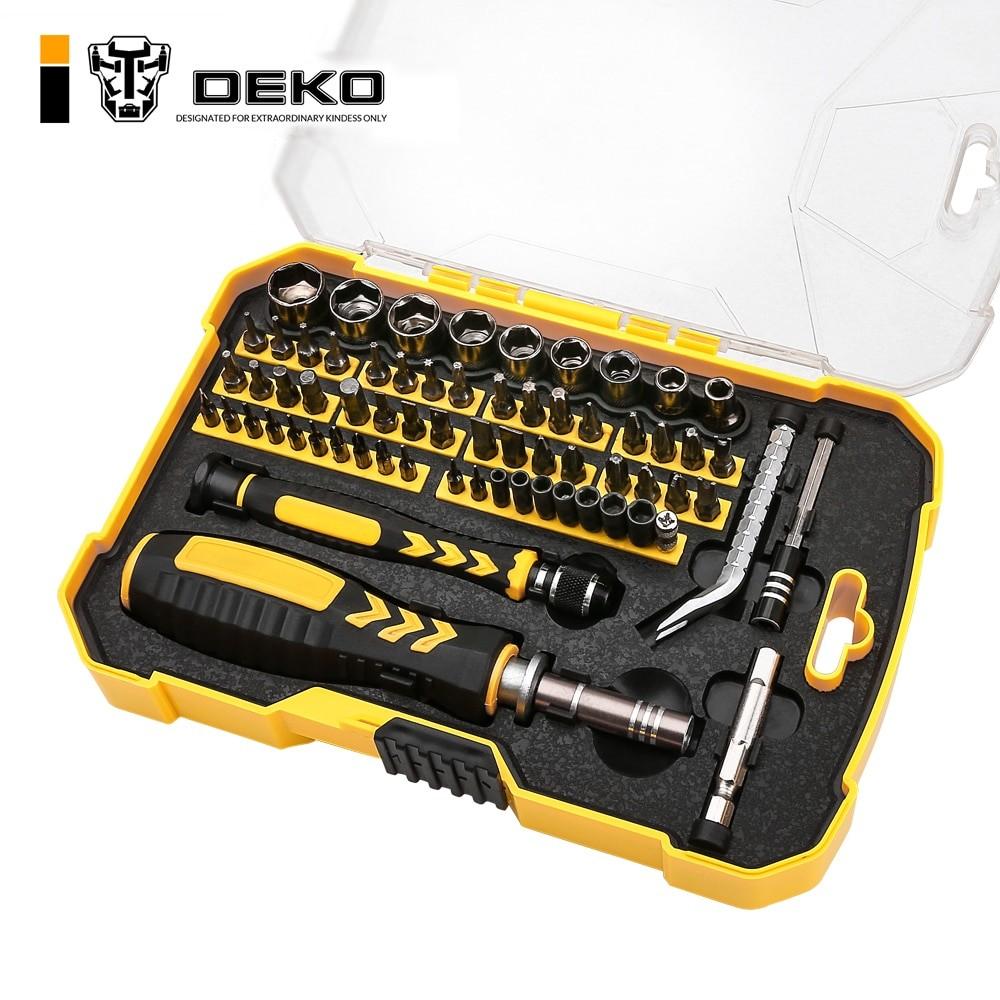 Repair Tool Kit Socket Magnetic Screwdriver
