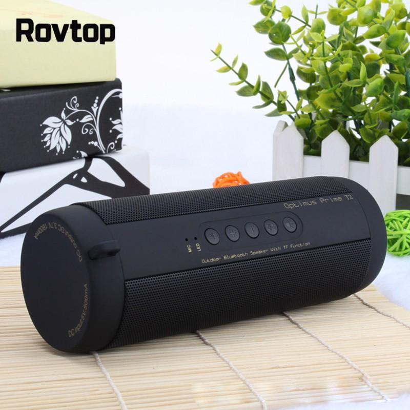 T2 Portable Wireless Bluetooth Speaker Waterproof
