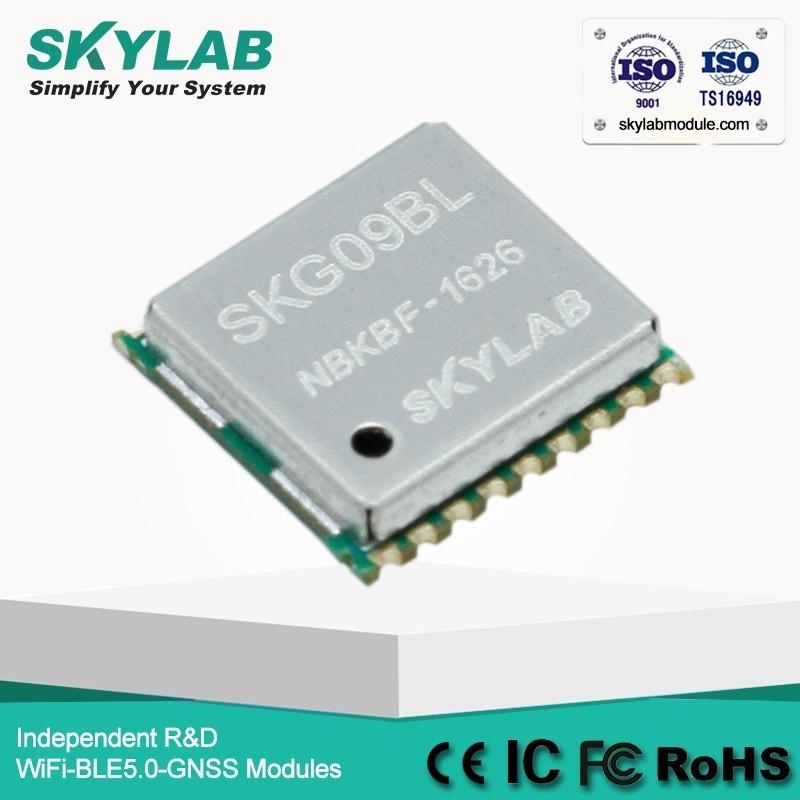 SKYLAB ROM GPS module SKG09BL MT3337 -165dBm QZSS Low Power GPS Receiver Module