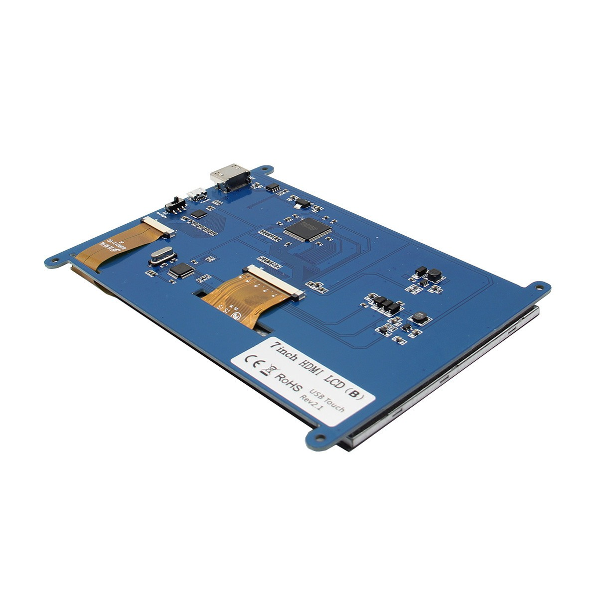 7 Inch 800 x 480 HDMI Capacitive IPS LCD Module