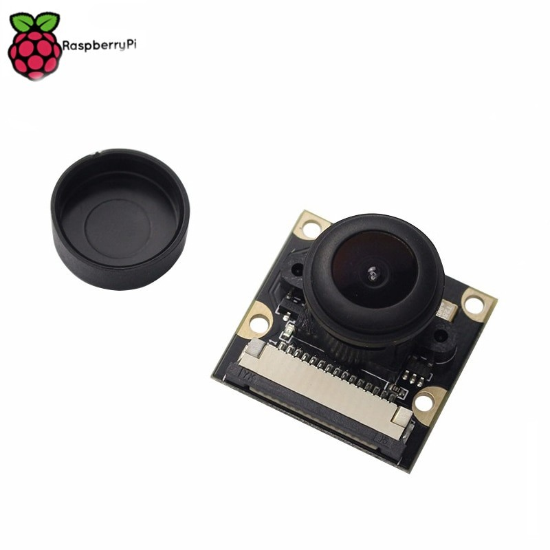 Raspberry Pi 4 Camera with 150 Degree Wide Angle 5M Pixel
