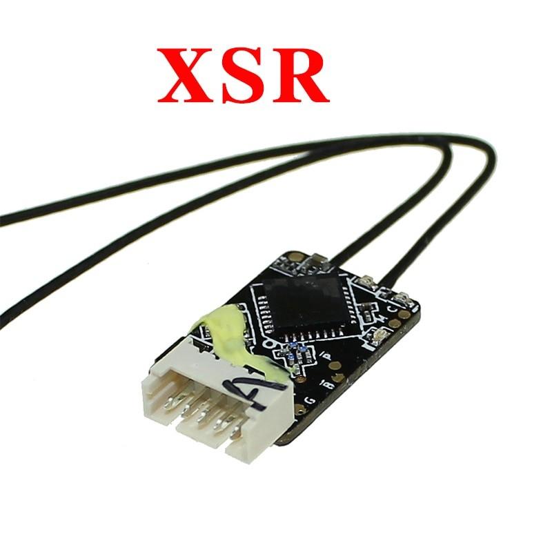 FrSky X8R/R-XSR 2.4Ghz 8/16Ch S.BUS Smart Port Telemetry Receiver