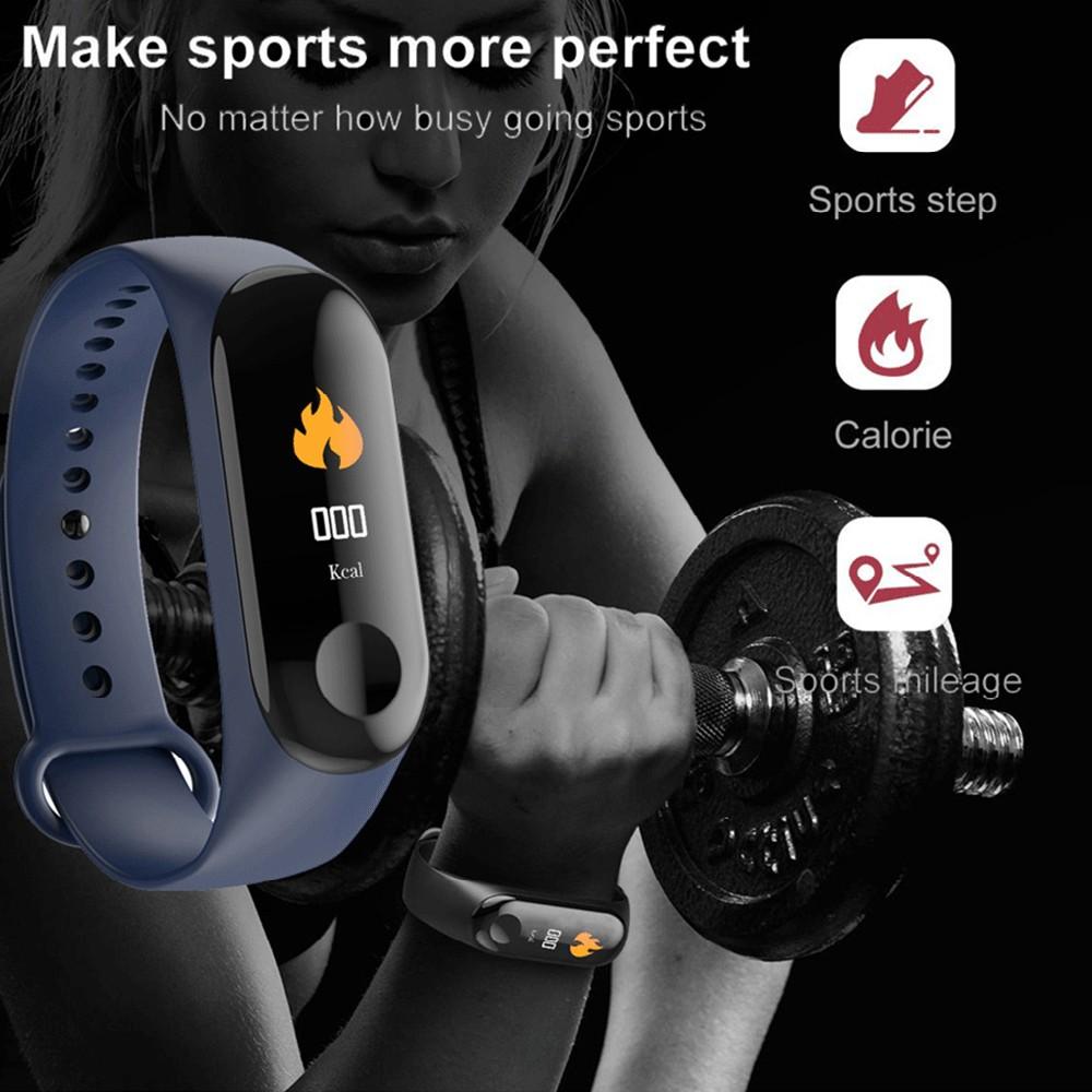 M3 Plus Smart Bracelet Watch