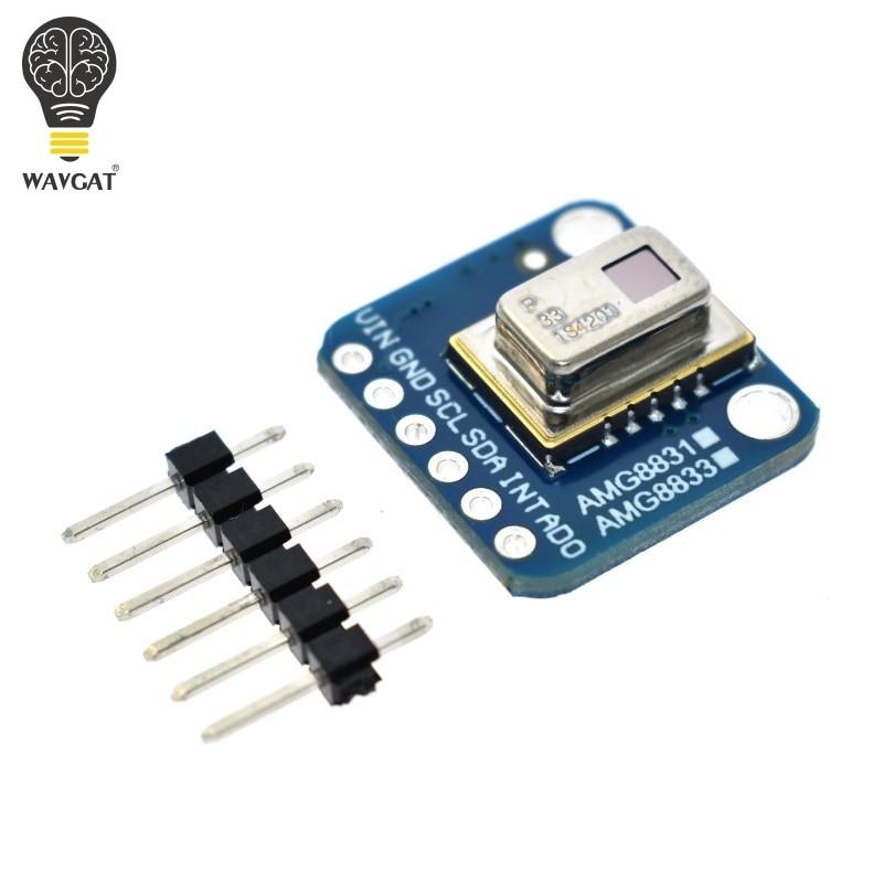 AMG8833 IR 8x8 Thermal Infrared Camera Sensor Module