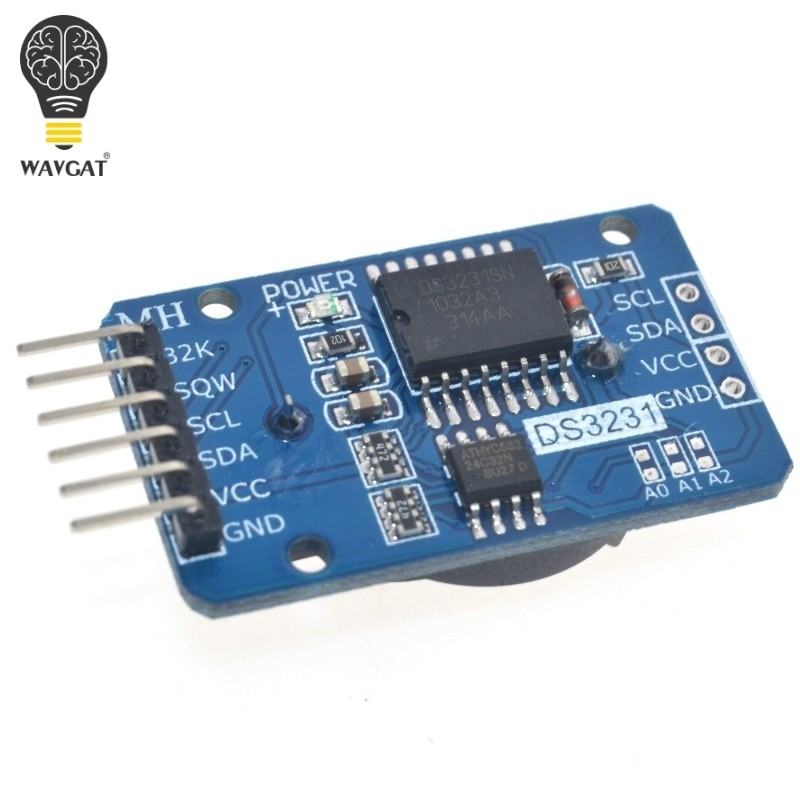 DS3231 AT24C32 IIC High Precision Real-Time Clock Module DS3231SN