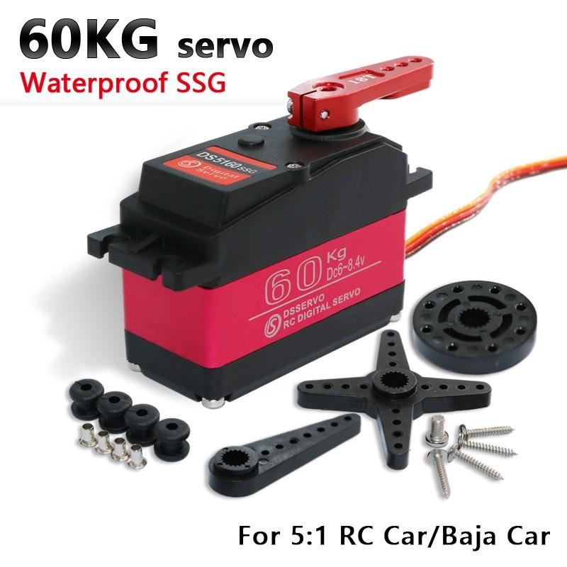 Powerful Servo 60kg High Torque DS5160
