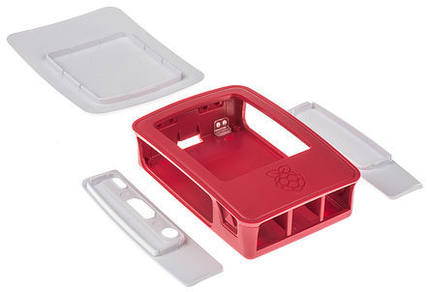 Raspberry Pi 3 Official Case Box