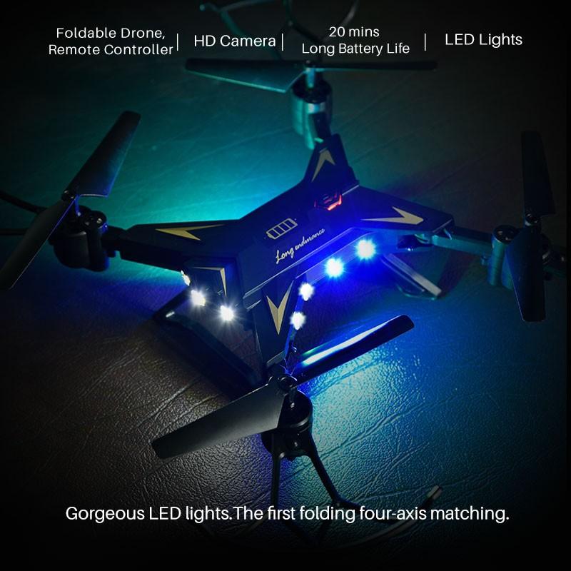 KY601S RC Quadcopter Camera Drone HD 1080P