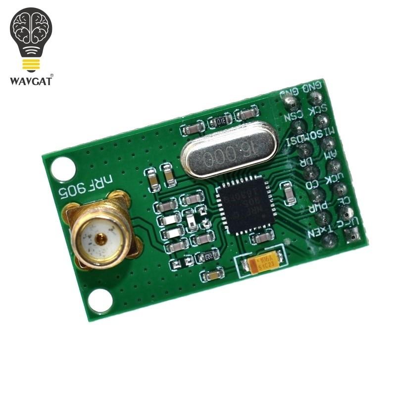 NRF905 Wireless Transmitter Receiver Board Module With Antenna