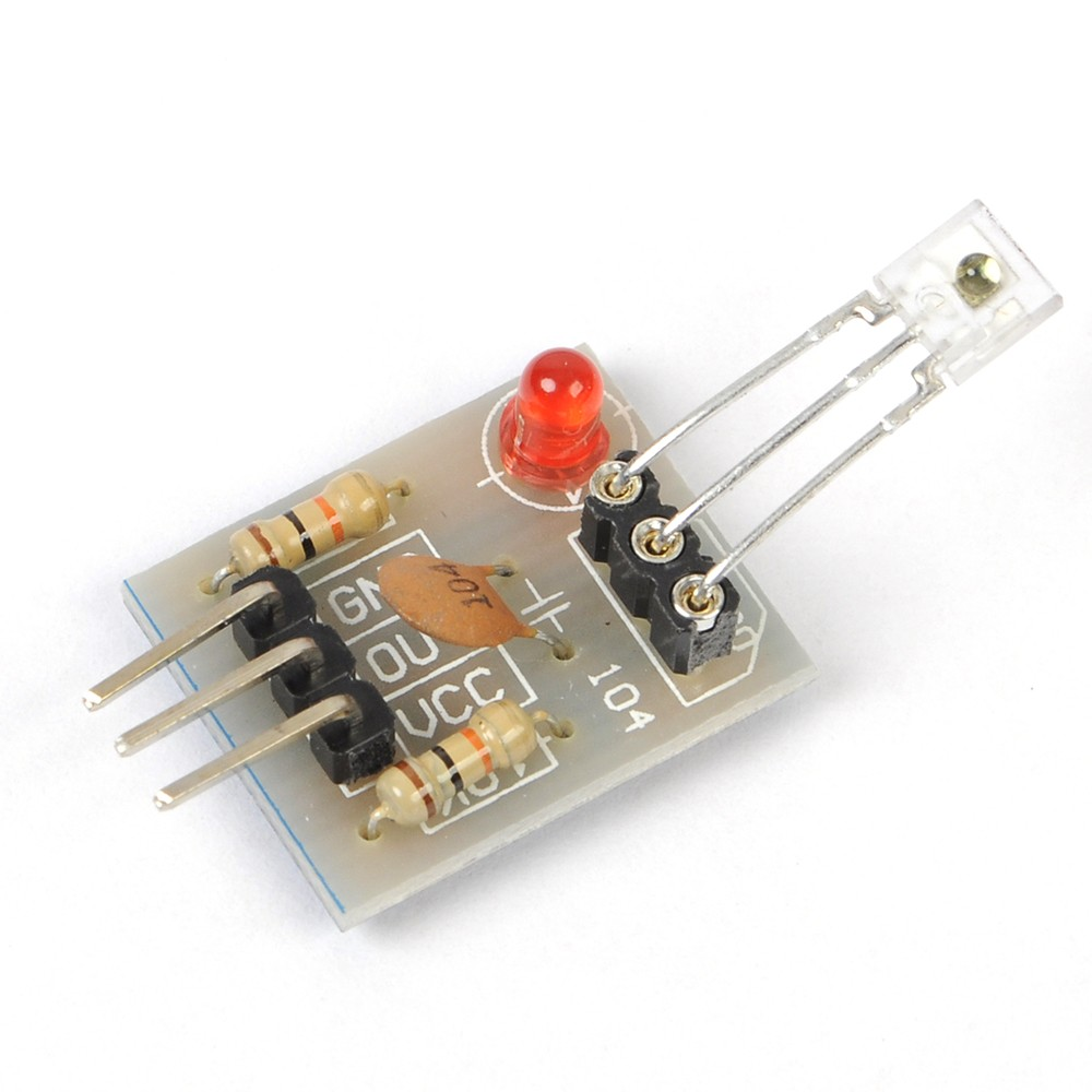 Red Line Laser Diode Module for Arduino