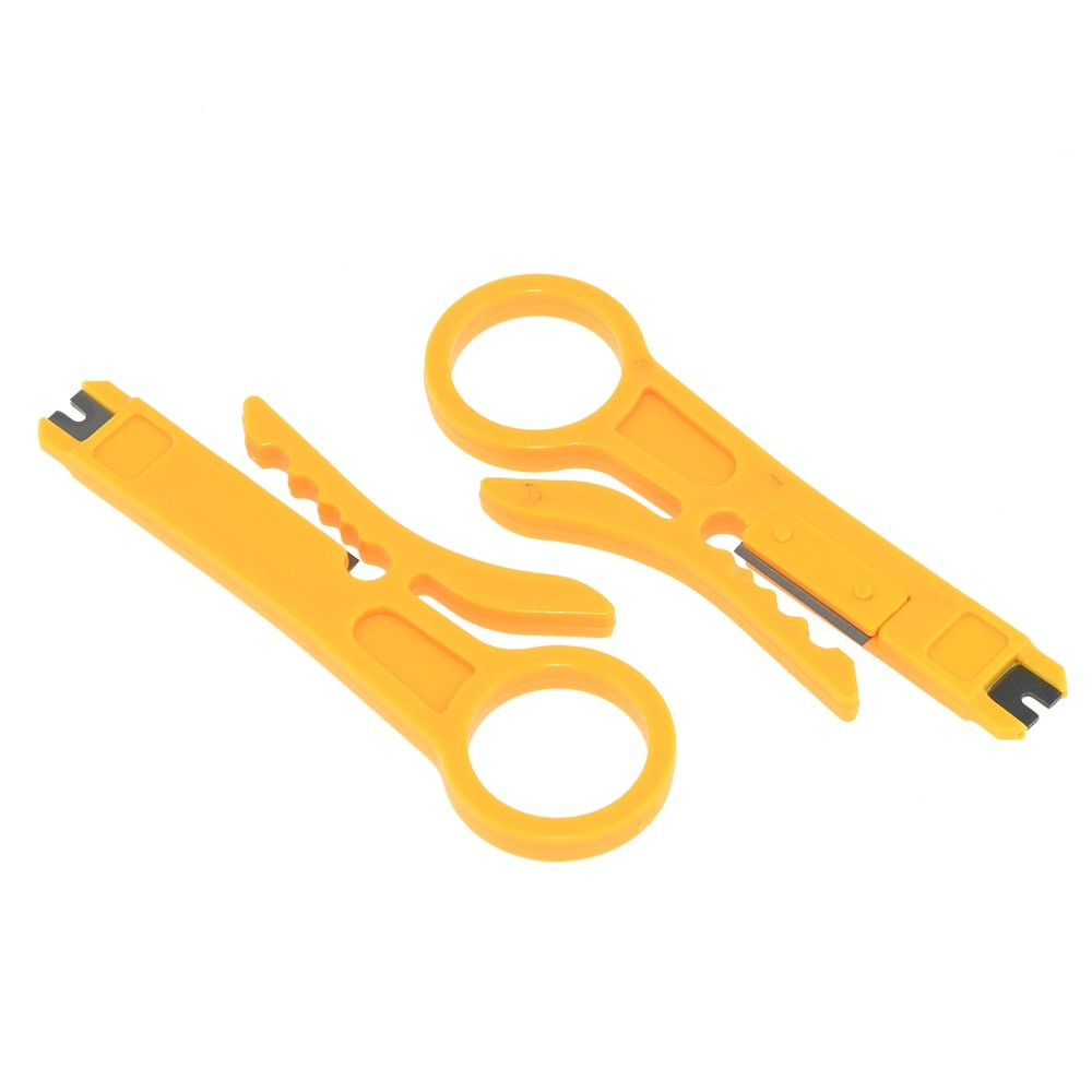 Wire Stripper Knife Crimper Tool