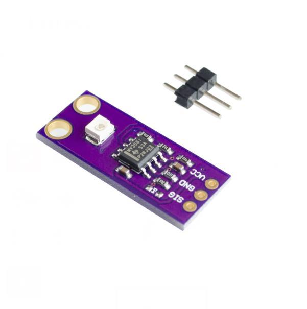 UV Light Detection Sensor Module S12SD For Arduino