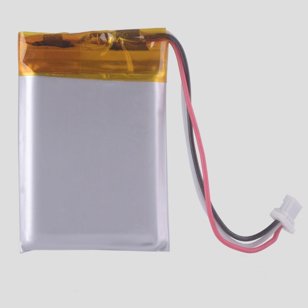 3.7V 470mAh Rechargeable li lithium polymer Battery