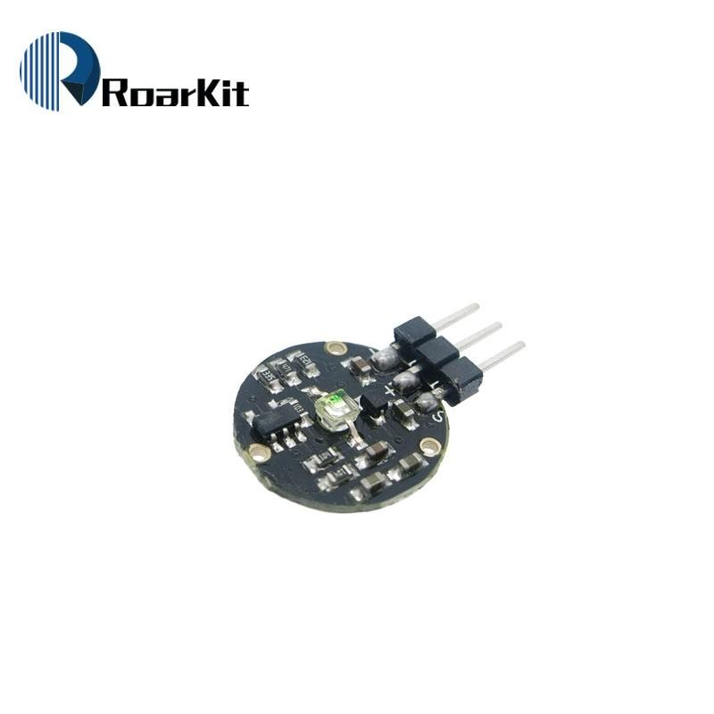 Pulsesensor pulse heart rate sensor