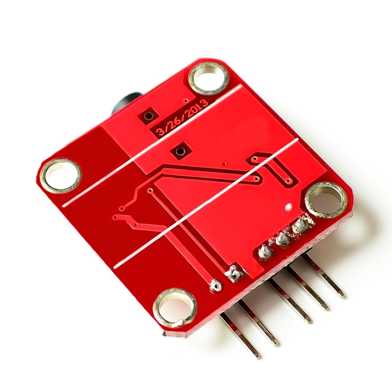 EMG Muscle signal sensor