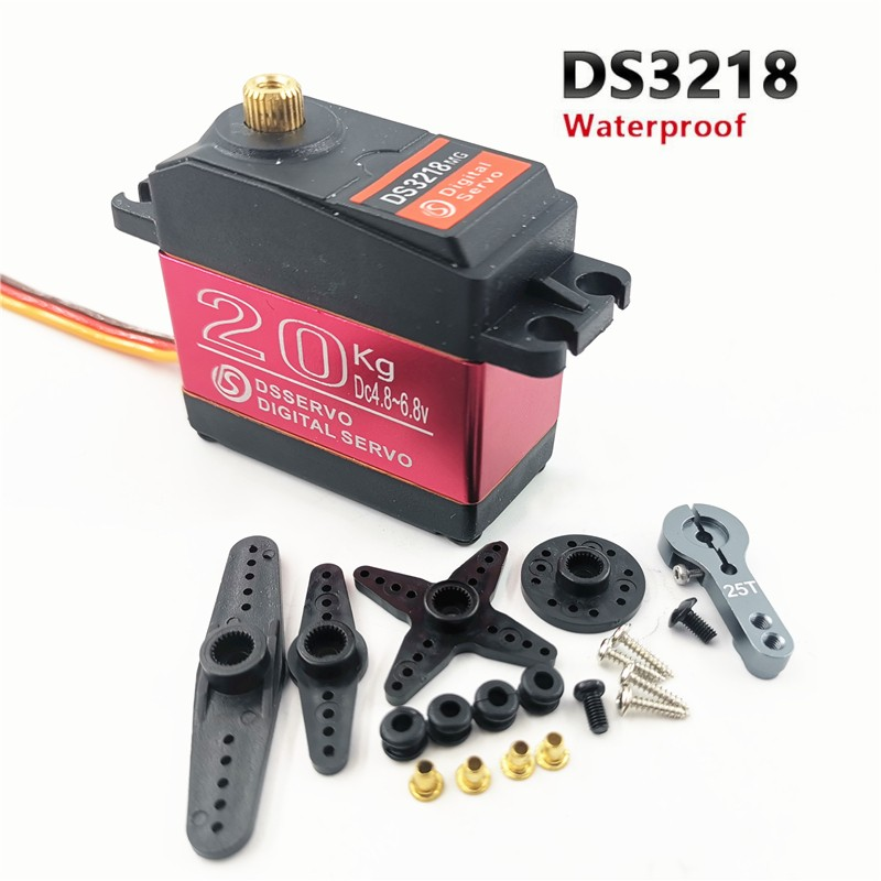 Waterproof PRO RC Servo DS3218