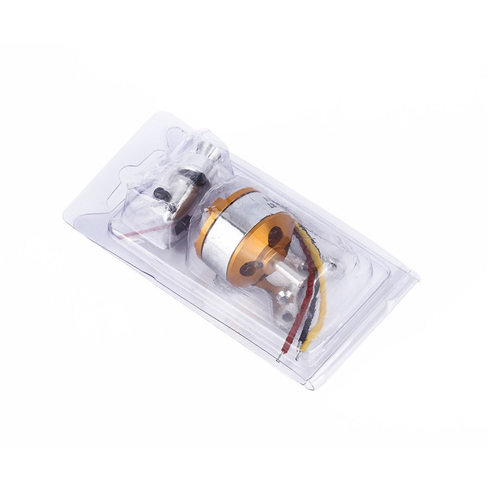 1pcs High quality XXD A2208 KV1100/KV1400/KV2600 Brushless DC Electric Motor for RC Airplanes/Boat/Vehicle Model