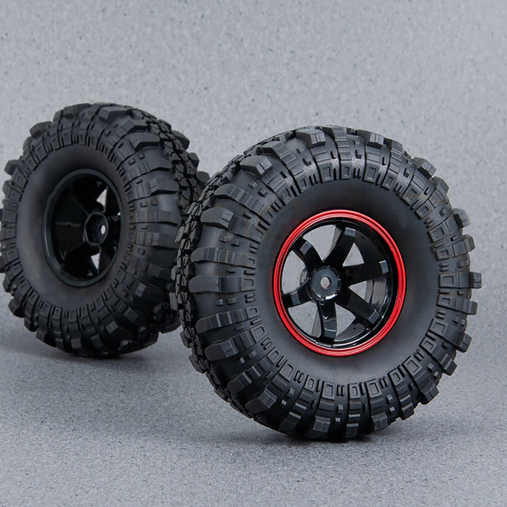 110MM 1.9 Inch Rim Tire Wheel