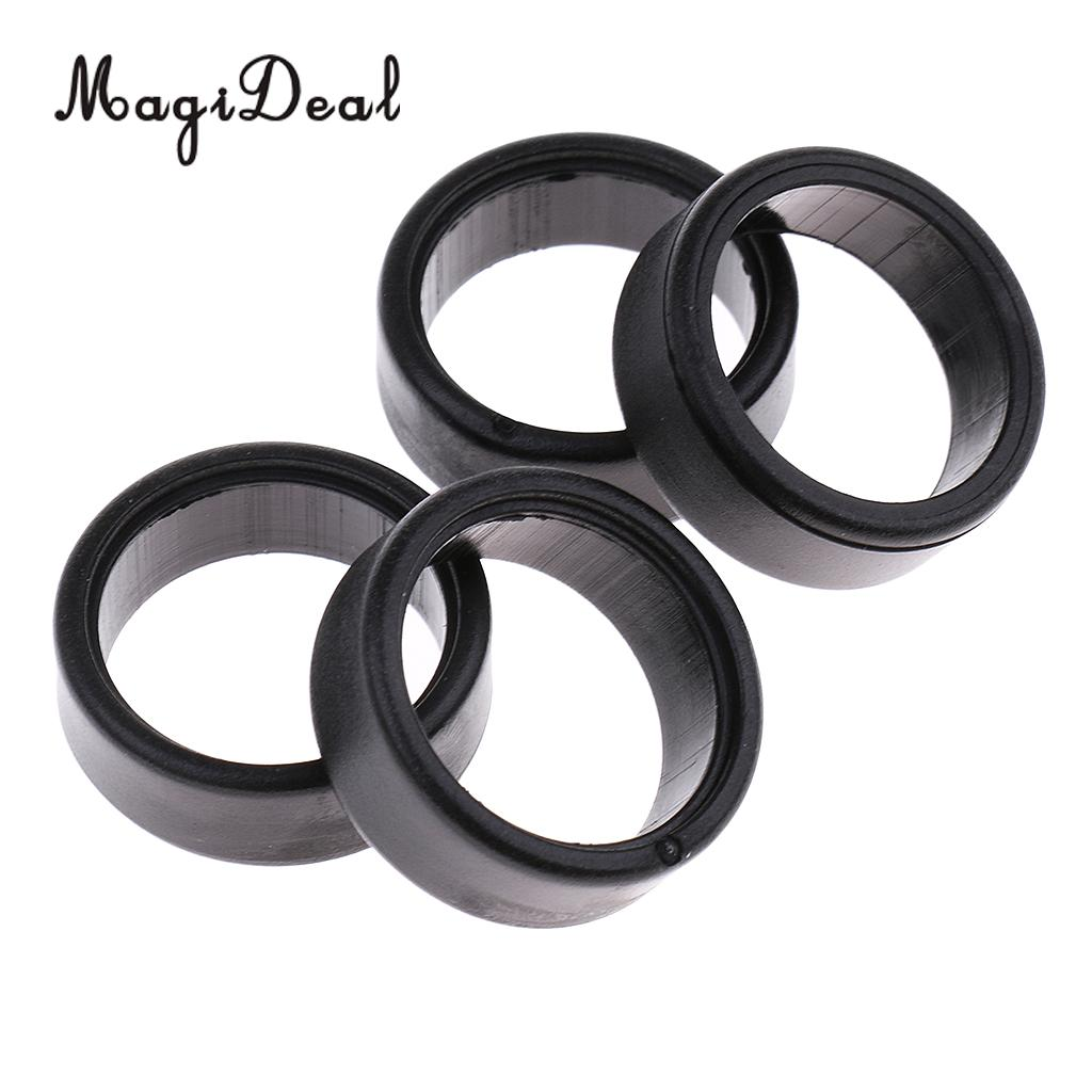 04 Plastic Wheel Tires for Drift Racing RC Car