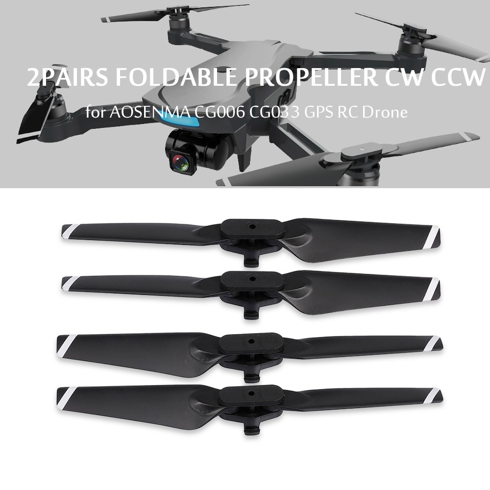 Foldable Propeller Drone Blade