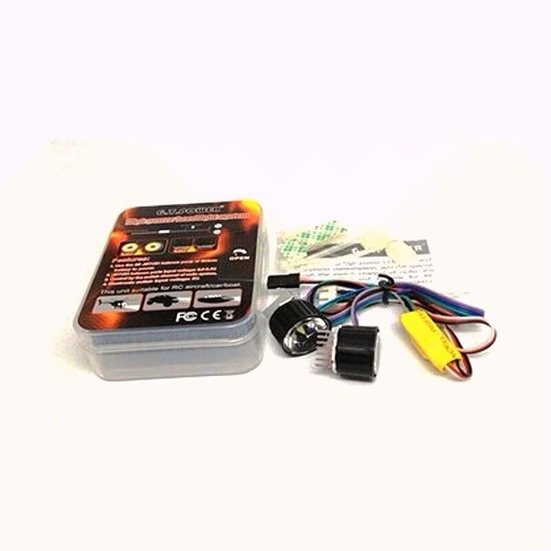 RC car High Power Headlight System