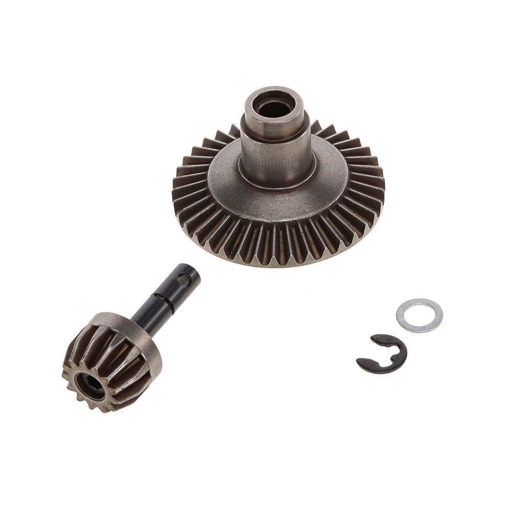 RC Car Motor Metal Crown Gear for Front Rear