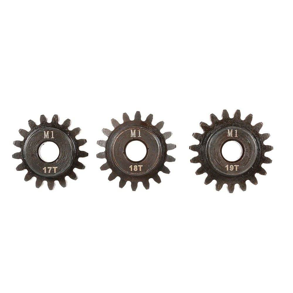 Pinion Motor Gear Combo Kit for RC Project