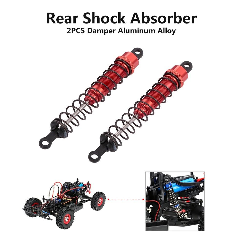 2PCS RC Car Rear Shock Absorber