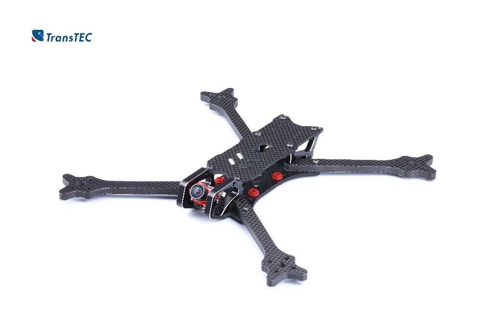 TransTEC Freedom V2 Quadrocopter Kit Frame