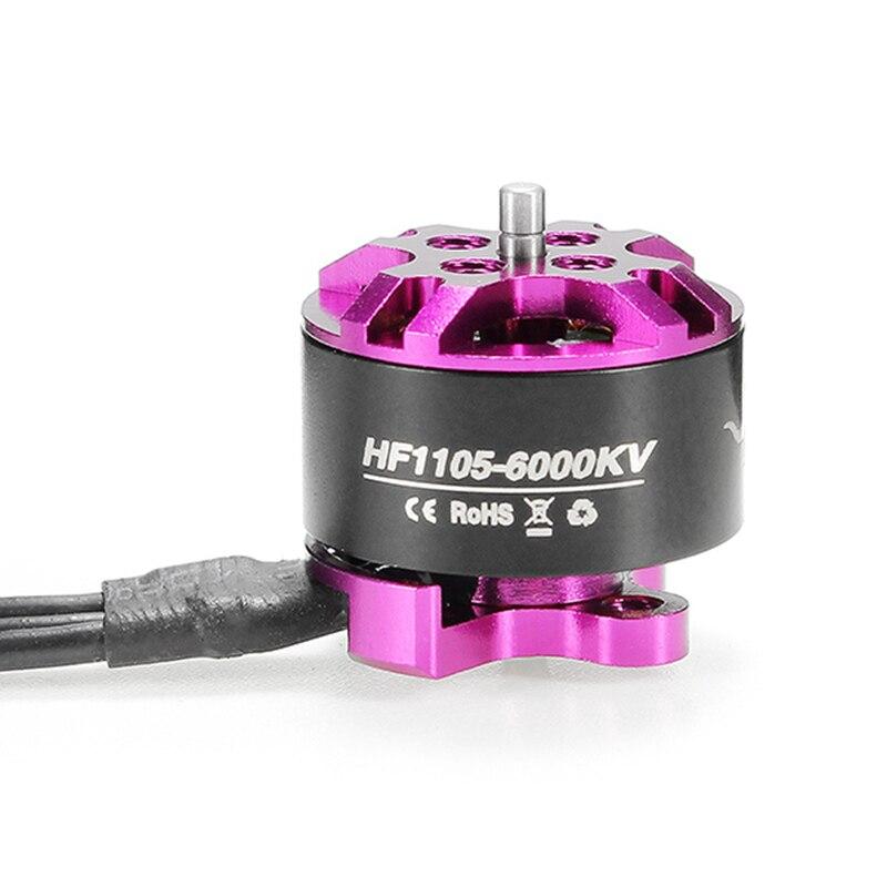 Brushless Motor 6000KV 2-3S for Mini Racing Drone