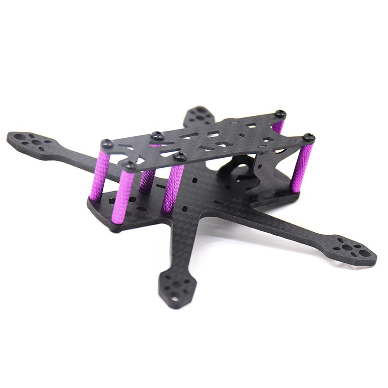 Martian IV Wielbasis 220 mm carbon fiber frame drone kit