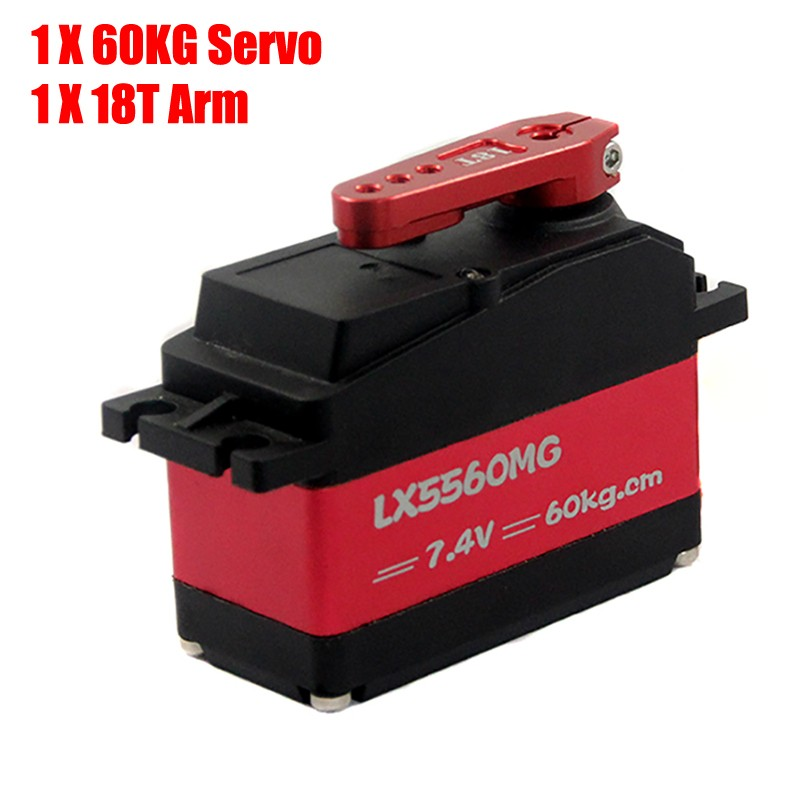 Digital RC Servo Multi-torque Levels